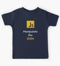 Javascript - Manipulate the DOM Kids Clothes