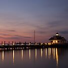 Roanoke Marshes Lighthouse by shawng13