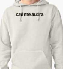 Appelez-moi Audra - Cool Stickers personnalisés Sweat à capuche