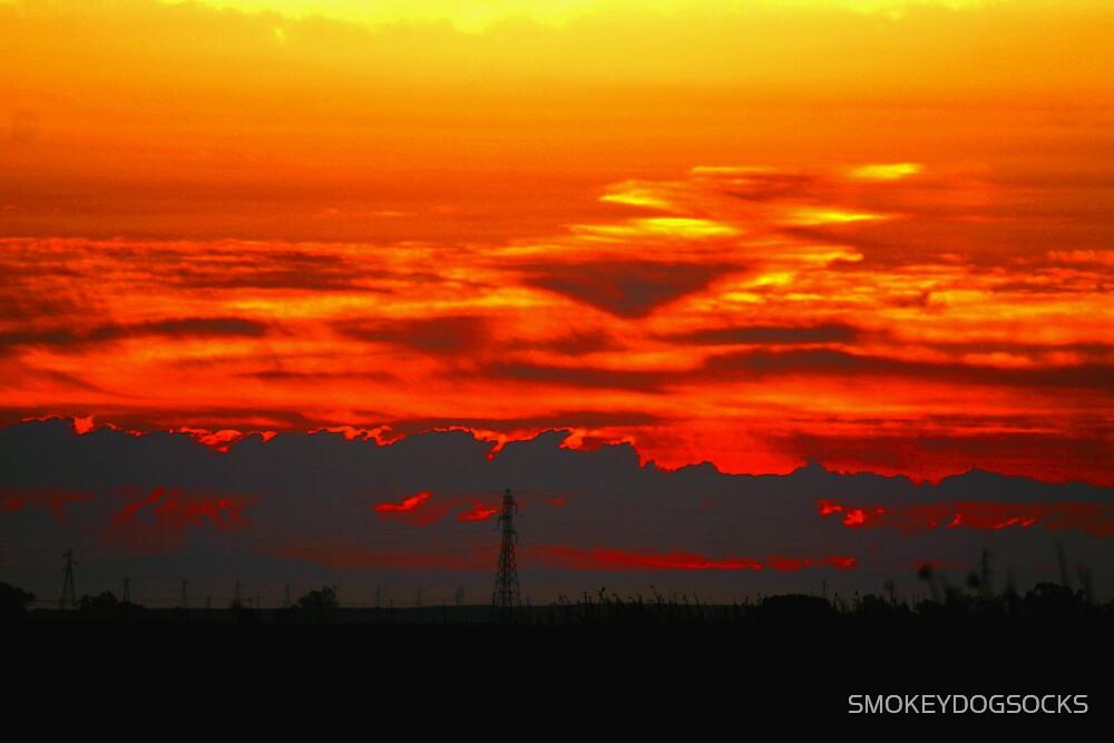 THE SUN WILL BE HERE SHORTLY by SMOKEYDOGSOCKS
