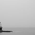 Harbor of Refuge Lighthouse by shawng13