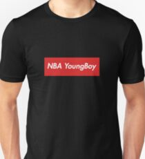 NBA YoungBoy Unisex T-Shirt