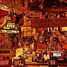 Luckenbach TX Est. 1849 by Judy Vincent