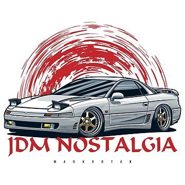JDM Nostalgia. 3000GT / GTO by OlegMarkaryan
