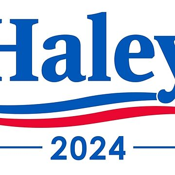 Haley 2024 by boxsmash