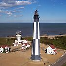 New Cape Henry Lighthouse by shawng13