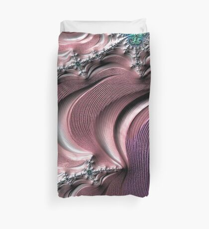 Space Meadow Duvet Cover