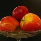 An apple a day . . . . . . by Gloria Abbey