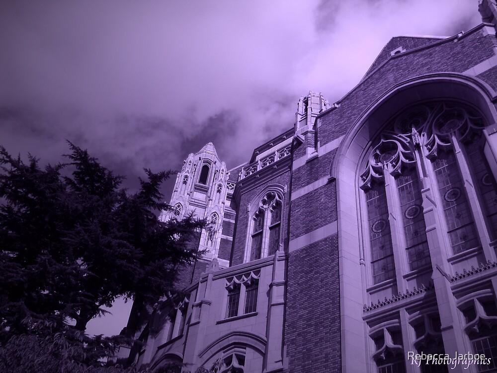 University #2 by Rebecca Jarboe