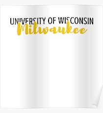 UW Milwaukee Poster
