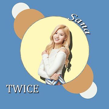 Sana 사나 - TWICE 트와이스 by BLectro