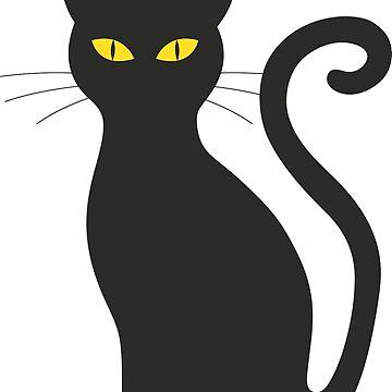 Black Cat by Paradisessntl