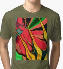 Shake off the Demon Tri-blend T-Shirt