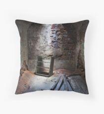 pastel putrid  Throw Pillow