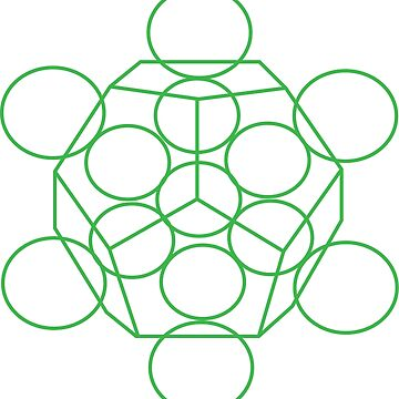 Dodecahedron by GeometricLove