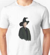 Minerva McGonagall Unisex T-Shirt