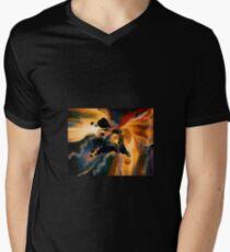 Long Journey into Night II Men's V-Neck T-Shirt