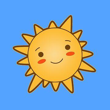 Happy Sun by realmatdesign