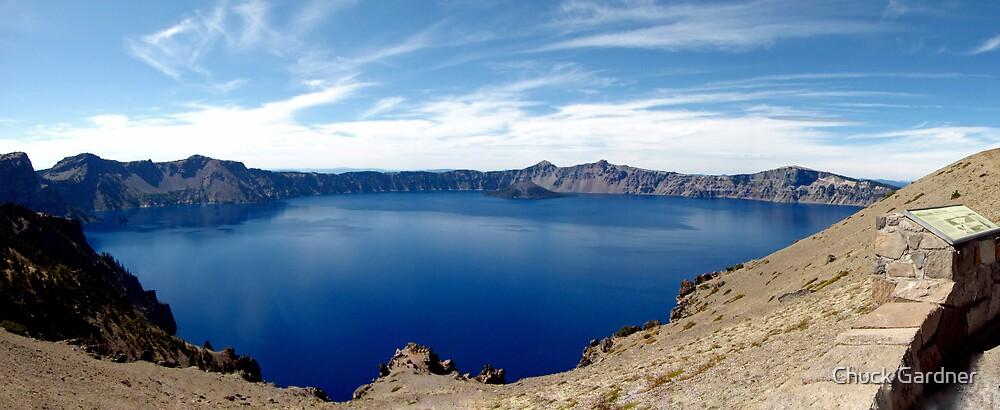"""""""Caldera Climate"""" at Crater Lake National Park by Chuck Gardner"""