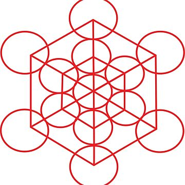 Hexahedron by GeometricLove