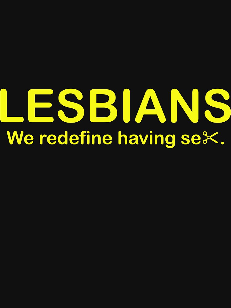 Lesbians Yellow by JimMD102
