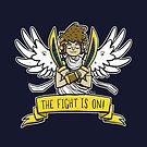 The Fight Is On! by Matt Sinor