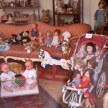 Shop For Antique Dolls by Mythos57