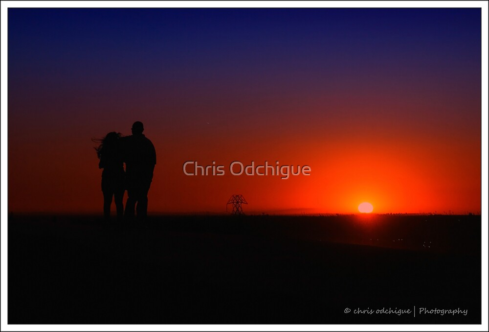 Be there by Chris Odchigue