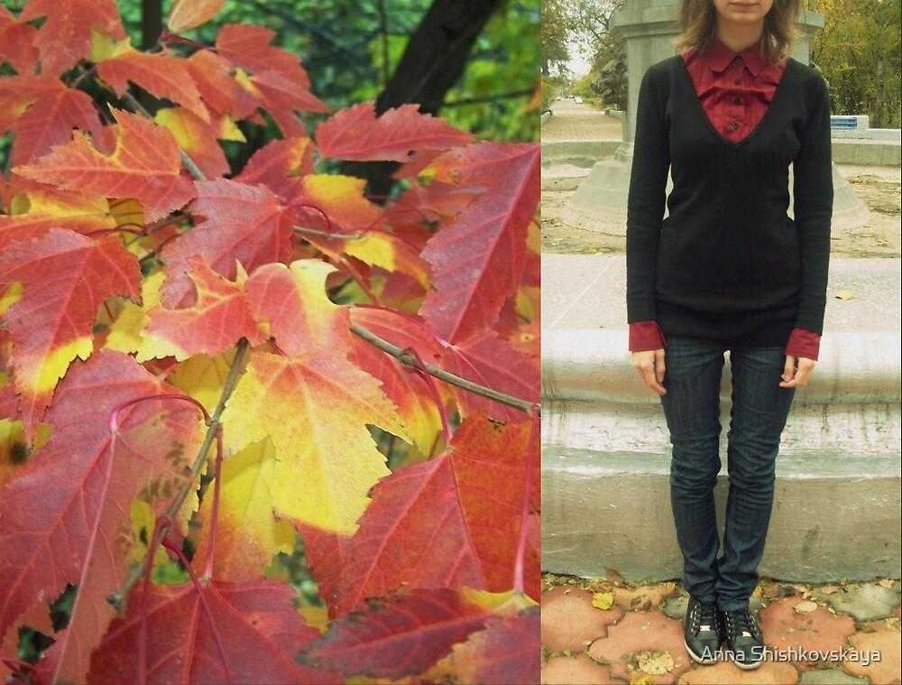 autumn&me by Anna Shishkovskaya
