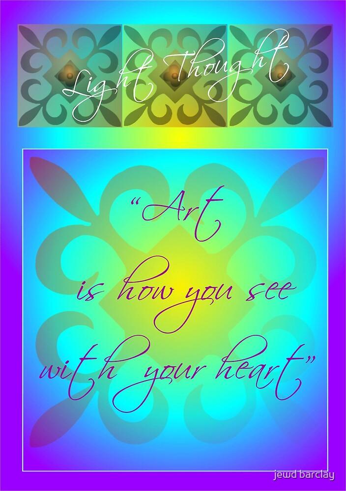 'ART' by jewd barclay
