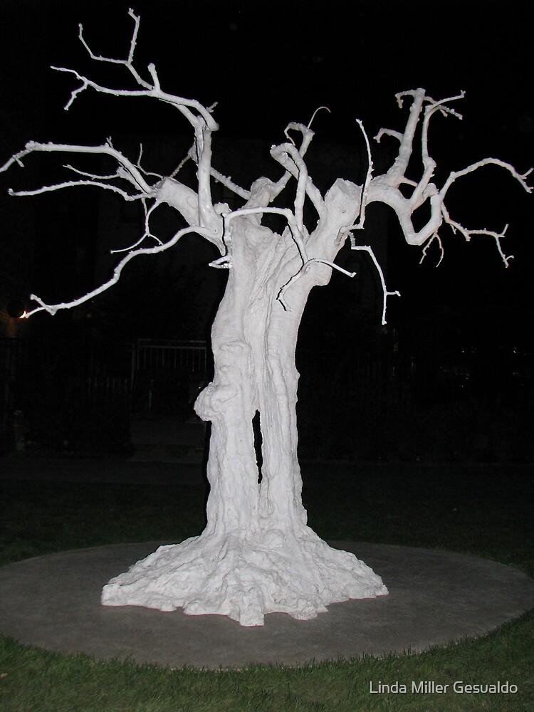 Sculpture From Art In The Park 2 by Linda Miller Gesualdo