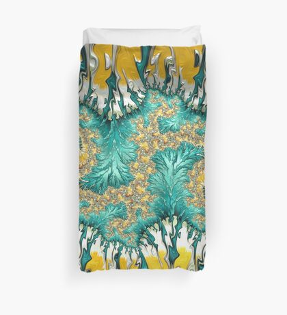 Sunshine River Duvet Cover