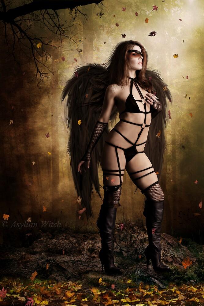 Autumn's Angel by AsylumWitch