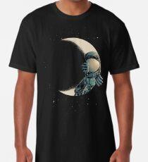 Crescent moon Long T-Shirt