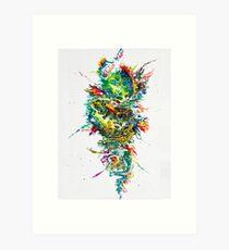 Funnel Of Joy Art Print