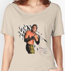 Brutus Beefcake Women's Relaxed Fit T-Shirt