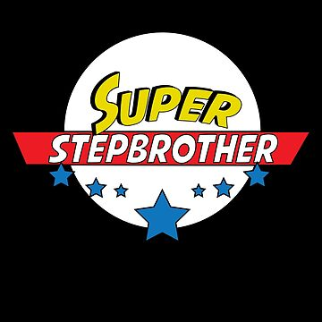 Super stepbrother, #stepbrother  by handcraftline