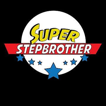 Super stepbrother, #stepbrother  by handcraftline