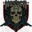 MESSER GUNS 'N  KNUCKLES by MESSERBAND