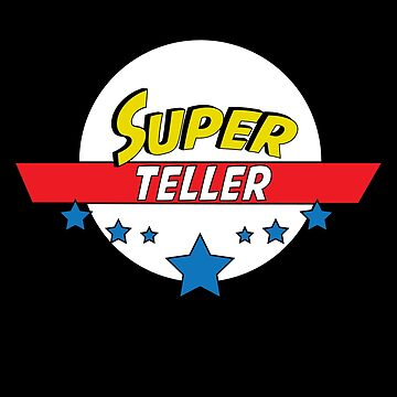 Super Teller, #Teller  by handcraftline