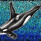 «Orca y océano» de Chloé Yzoard