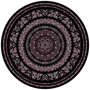 DL Mandala by bobblehead1337