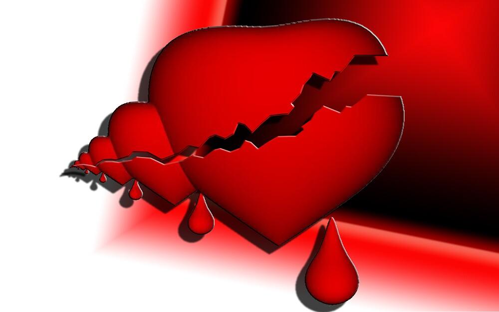 """ Broken Hearts "" by alaskaman53"