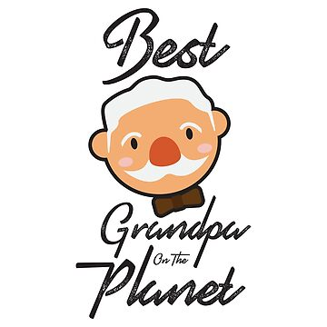 Best Grandpa on the Planet - Gift Idea by vicoli-shirts