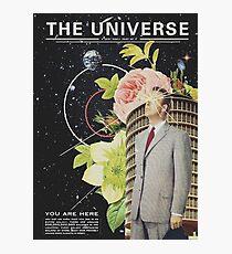 The Universe Photographic Print