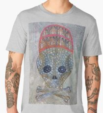 Serge Pichii Dia de los muertos 0001 Men's Premium T-Shirt
