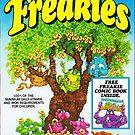 Freakies by 16TonPress