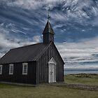 The Black Church of Budir by PetersPicks