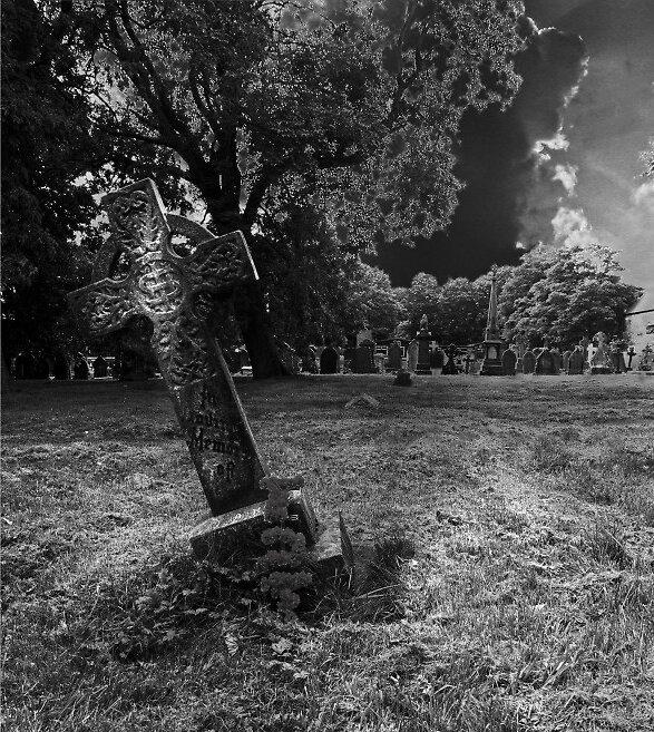 graveyard by jamiewalsh