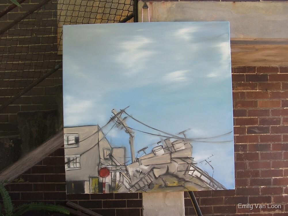 demolition 2 by Emily Van Loon